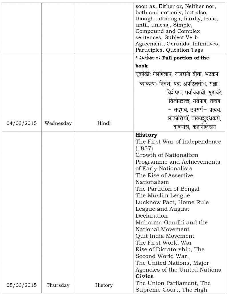 final exams schedule ix-1