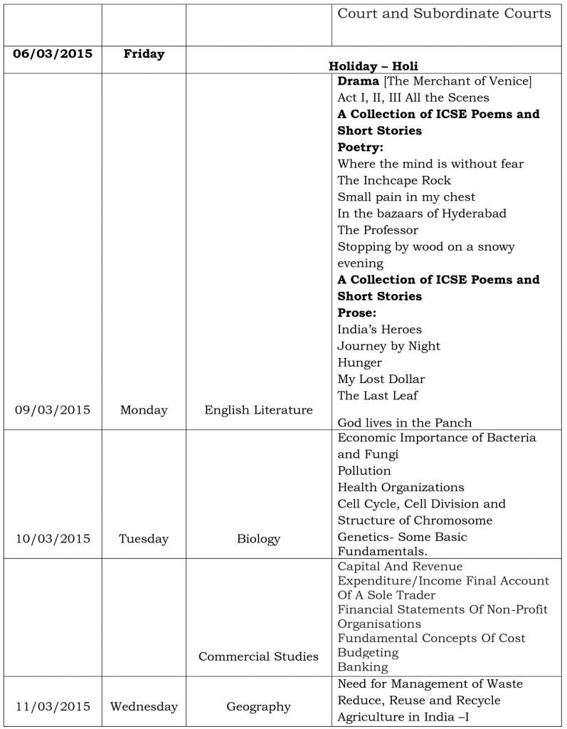 final exams schedule ix-2