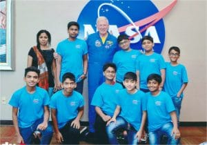 St John's Tour to NASA