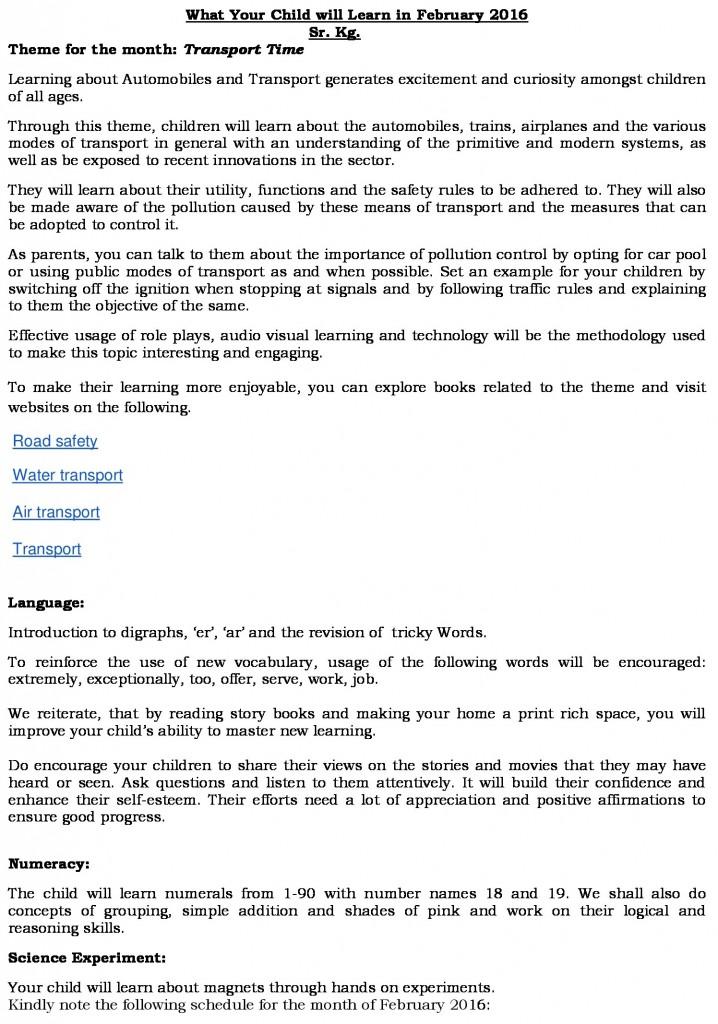 synopsis sr. kg. feb 2016-0