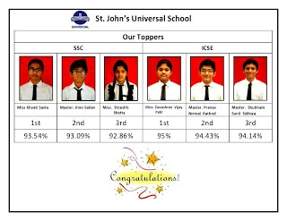 Our Toppers
