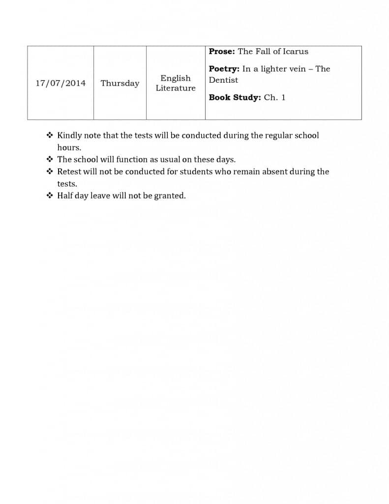 Grade VI TT Part 2