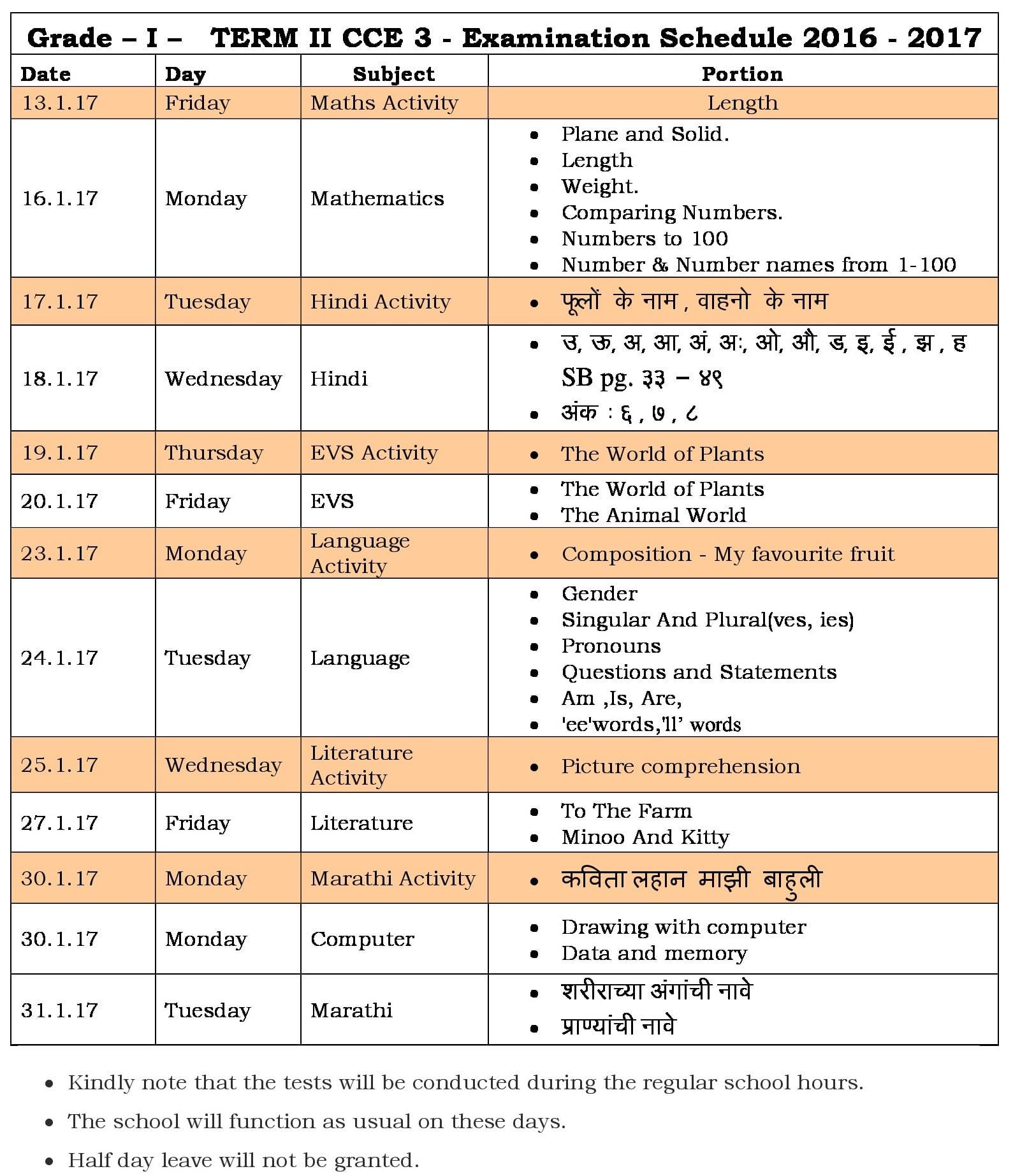grade-i-term-ii-cce-3-schedule