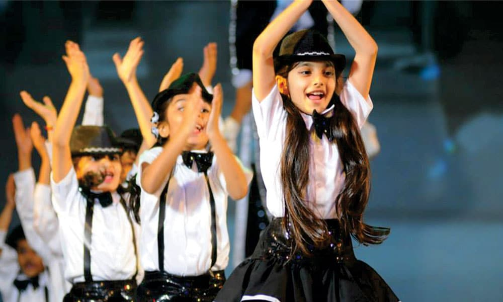 Shiamak Davar's Dance Education