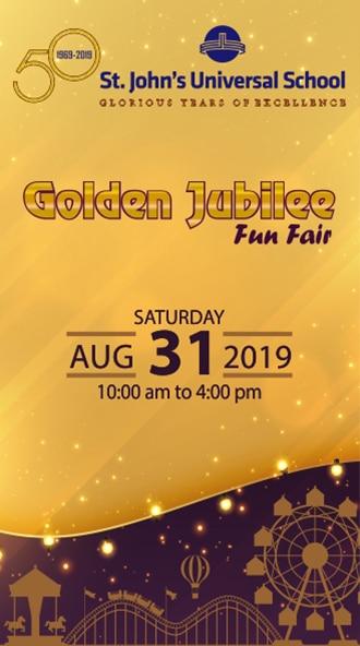 Golden Jubilee Fun Fair
